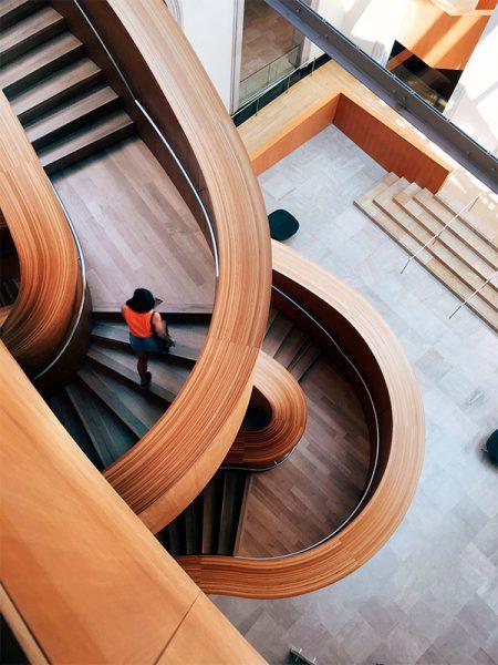 Holz in der Architektur